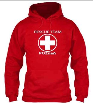 Bluza RESCUE TEAM